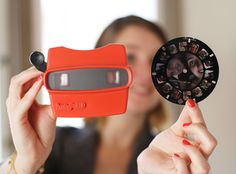 Great gift to give // Image 3Ds View-Master