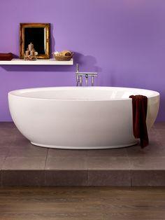 badewanne luna 180 x 115 x 94 cm ottofond freistehende badewanne. Black Bedroom Furniture Sets. Home Design Ideas