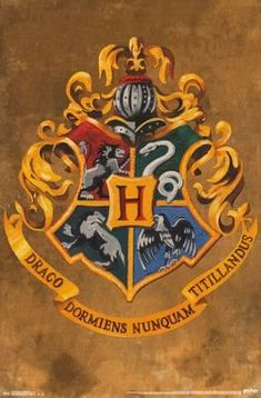 Harry Potter- Hogwarts Crest Print - at AllPosters.com. Choose from over 500,000 Posters & Art Prints. Value Framing, Fast Delivery, 100% Satisfaction Guarantee.