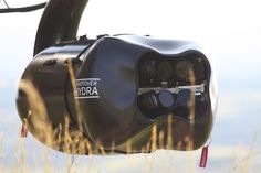 The SHOTOVER Hydra: Capture Panoramic Images With Six Red Dragon 6K Cinema Cameras  - Team5 Aerial Systems Hydra