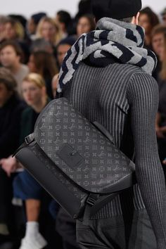 Louis Vuitton's Monogram Eclipse Collection Is Finally Dropping | GQ