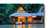 Thailand Tented Camp - Glamping in Kanchanaburi on the River Kwai