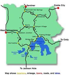 Yellowstone Camping Guide