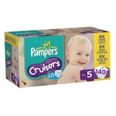 Pampers Cruisers Diapers Economy Pack...  Order at http://www.amazon.com/Pampers-Cruisers-Diapers-Economy-Packaging/dp/B004Q8FF9I/ref=zg_bs_hpc_61?tag=bestmacros-20