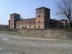 Il Castello Visconteo di Pandino.