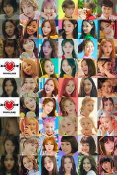 The Evolution of MOMOLAND Daisy, Escape The Fate, Nancy Momoland, Merry Go Round, Fans Cafe, Korean Group, Birthstone Necklace, Blackpink Lisa, Girl Bands