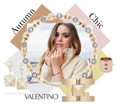 """""""Autumn Chic"""" by shenies ❤ liked on Polyvore featuring Valentino"""