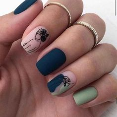 Manicure Nail Designs, French Manicure Nails, French Nails, Acrylic Nail Designs, Nails Design, Square Nail Designs, French Nail Designs, Short Square Nails, Short Nails