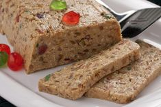 No bake holiday fruitcake mrfood com