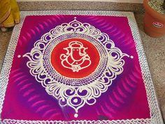 */ */ */ * Happy Blogging * / * / * / *: * Ranagavalli /Rangoli/Kolam