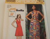 Simplicity Pattern 5558 size 16 cut and by KalimahsKreationsLLC