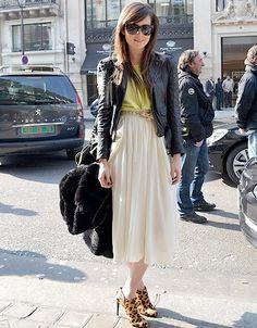 Street Look Paris