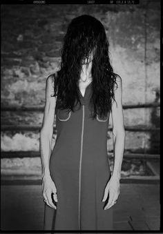 Portrait of a woman by Rubén Perdomo.