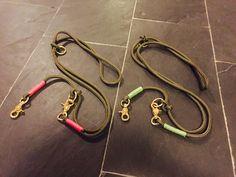 DIY-Anleitung für ein Halsband und Leine aus Tauwerk. Der absolute Trend unter den Hunden!