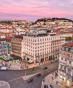 Restauradores, Lisboa