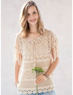It is a website for handmade creations,with free patterns for croshet and knitting , in many techniques & designs. Crochet Blouse, Crochet Tops, Ribbon Design, Irish Lace, Summer Shirts, Crochet Fashion, Crochet For Kids, Crochet Clothes, Crochet Stitches