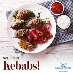 I've got my Friday feeling served on the plates!  For table booking, call 0510 233 0800  #NatarajSarovarPorticoJhansi #FlavoursRestaurant #BestPlaceToDine #DelectableKebabs