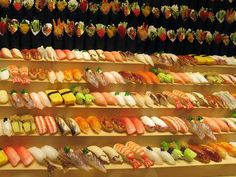 File:Plastic sushi samples by barto in Umeda, Osaka.jpg