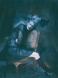 Paolo Roversi Kristen McMenamy-Vogue ItaliaSeptember 2010