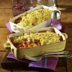 Gemüse-Auflauf mit Couscous-Haube Rezept