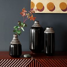 west elm's modern vases bring a bit of nature indoors. Find glass vases that feature modern details and complement any room of the house. Modern Wall Decor, Room Accessories, West Elm, Modern Furniture, Living Room Decor, Decorative Pillows, Glass Vase, Design Inspiration, Vases
