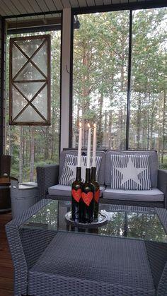 Virpan veranta Porch Swing, Outdoor Furniture, Outdoor Decor, Patio, Home Decor, Decoration Home, Room Decor, Porch Swings, Home Interior Design