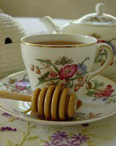 Tete-a-Tete: End of Summer Tea!