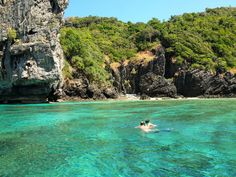 Photo of the Week: Snorkeling in Paradise