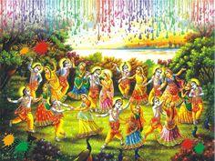 radha | Radha Krishna Ras Lila Paintings Pictures