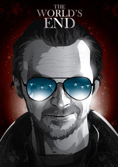 Movie Friday: 8 Alternative Movie Posters for 'The World's End' Series Movies, Film Movie, The World's End Movie, Simon Pegg, The Three Musketeers, Scott Pilgrim, Alternative Movie Posters, Great Tv Shows, People