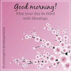 Good Morning! May your day be filled with blessings!  www.tinablackmon.com http://ift.tt/26ea3DG