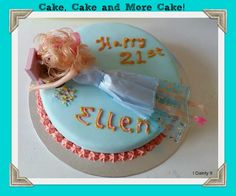 I Dainty It: Cake Cake and More Cake