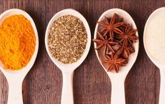 Spices- such as: curry, black pepper, mustard, & cayenne pepper are Metabolism Boosters!