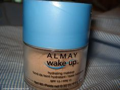 Really need to get this! Love shimmer and sounds great for dry skin. Almay Wake Up Hydrating makeup $13
