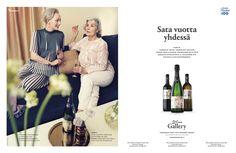 Vuosisadan viinit / Altia / Viinimaa.fi