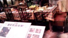 harry potter oxford tour harry potter studio tour inside the burrows wea...