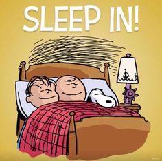 Getting your sleep is healthy