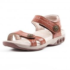 Women's foot support Adjustable Slide Sandal, approved by the American Podiatric Medical Association. Providing superior Arch Support, a deep heel cup and personalized heel support. Style, comfort & function sandal. Free Shipping & exchange