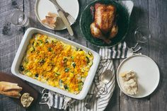 Straight From Tennessee, The Best Squash Casserole You Haven't Heard Of on Food52