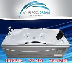 Luxus Spa Whirlpool Eckbadewanne Badewanne Pool 2 Personen Wanne ... Whirlpool Badewanne Hydromassage Therapie