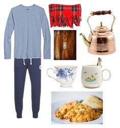 """Morning 2"" by javequal-mal on Polyvore featuring interior, interiors, interior design, home, home decor, interior decorating, Lenox, Converse and American Rag Cie"
