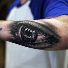 Фото тату глаз № 236 - eye tattoo - tattoo-photo. Realistic Tattoo Sleeve, Best Sleeve Tattoos, New Tattoos, Tattoos For Guys, Ankle Tattoos, Arrow Tattoos, Friend Tattoos, Wild Tattoo, Get A Tattoo