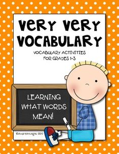 Very Very Vocabulary