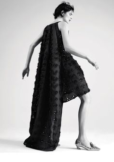 Stella Tennant by Willy Vanderperre for Dior Magazine #6