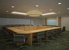 elegant business conference room ideas wooden bussines conference room office - Conference Room Design Ideas