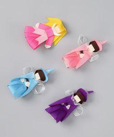 Sleeping Beauty & Fairy Godmother Clips