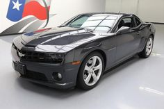 Nice Chevrolet 2017: 2013 Chevrolet Camaro SS Coupe 2-Door 2013 CHEVY CAMARO 2SS RS LEATHER SUNROOF NAV HUD 26K MI #212528 Texas Direct Check more at https://24auto.ga/2017/chevrolet-2017-2013-chevrolet-camaro-ss-coupe-2-door-2013-chevy-camaro-2ss-rs-leather-sunroof-nav-hud-26k-mi-212528-texas-direct/