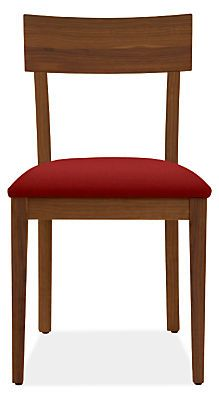 Doyle Dining Chairs - Doyle Chairs with Fabric Seat - Chairs - Dining - Room & Board