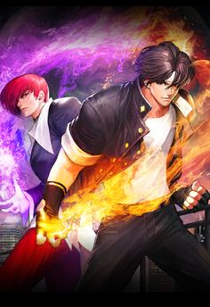 Snk King Of Fighters, Ryu Street Fighter, App Anime, Mobile Legend Wallpaper, Pin Up, Arte Pop, Fighting Games, Mobile Legends, Manga