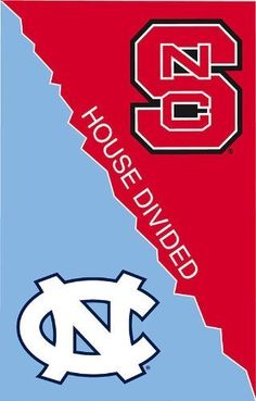 U of N.C. and N.C. State - House Divided Flag - Garden Size by Fans With Pride. Save 48 Off!. $14.95. Fade-resistant. Double-sided. Hand-crafted with soft high quality nylon fabric. Makes an excellent gift. Collegiate-Licensed Product. House Divided, either by husband or wife or siblings, these flags evenly represent both colleges, helping to keep peace in the home. Our applique flags are hand-crafted from soft, high-quality nylon fabric. The University of North Carolina and ...